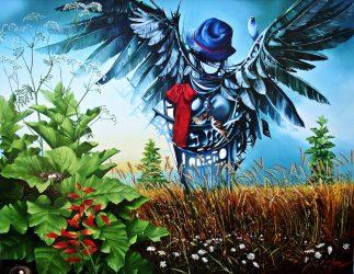 Anioł na wróble