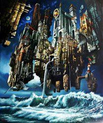 Miasto nad morzem