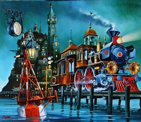 Pociąg do Sopotu