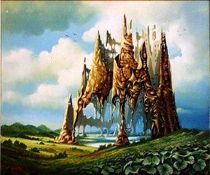 Wierza Babel organiczna