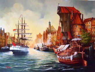 gdańsk-długie-pobrzeże