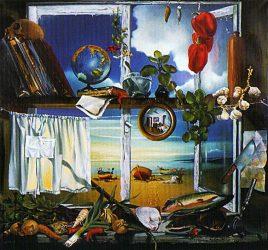 okno rybaka